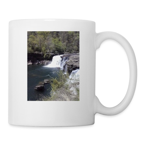 LRC waterfall - Coffee/Tea Mug