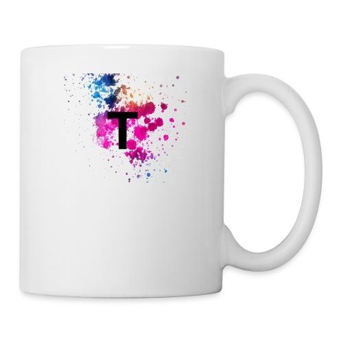 Splatter paint - Coffee/Tea Mug