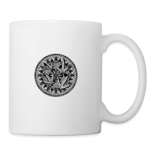 Weed Leaf Design - Coffee/Tea Mug