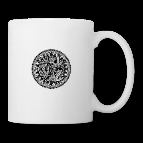 Weed Leaf Design - Coffee/Tea Mug