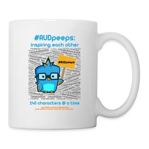 audshirtdesignforwhitePNG png - Coffee/Tea Mug