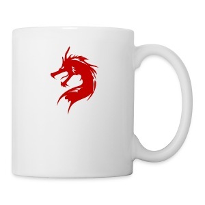 team fire dragon - Coffee/Tea Mug