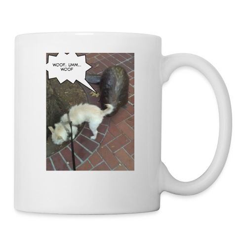 Naughty lil beaver - Coffee/Tea Mug