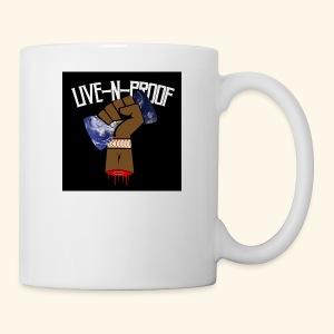 Live-N-Proof Clothing - Coffee/Tea Mug