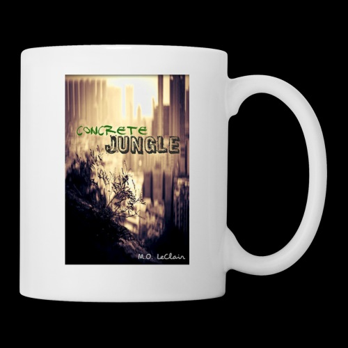 Concrete Jungle - Coffee/Tea Mug