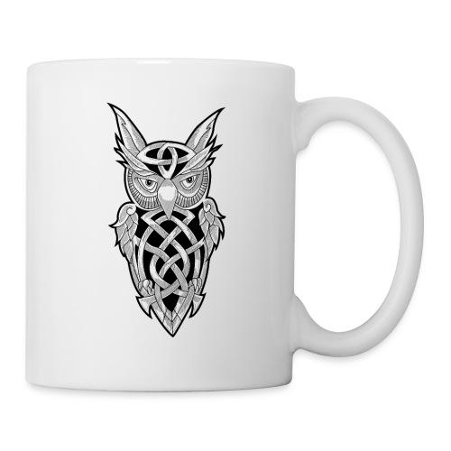 Owl T-Shirt - Coffee/Tea Mug