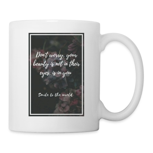 smile to the world - Coffee/Tea Mug