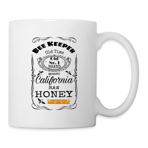 Beekeeper Whiskey lable - Coffee/Tea Mug