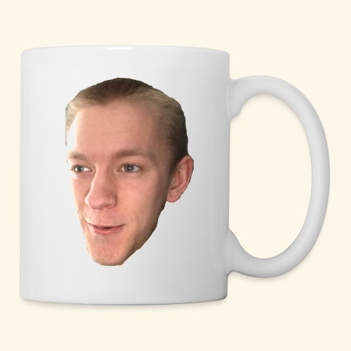 Chaz's Beautiful Face - Coffee/Tea Mug