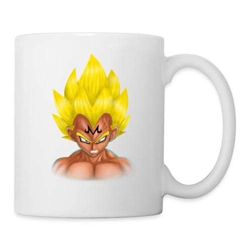 vegeta front majin boo - Coffee/Tea Mug