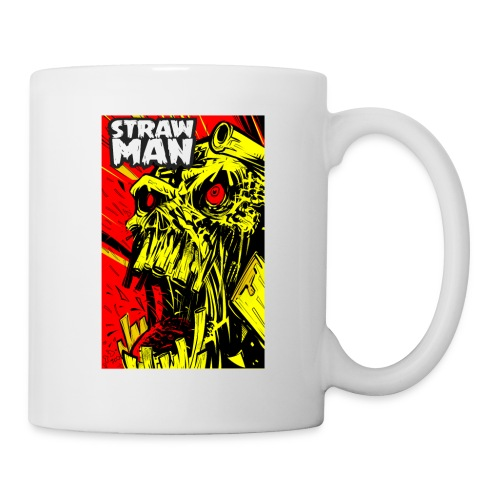Strawman Silent Scream! - Coffee/Tea Mug