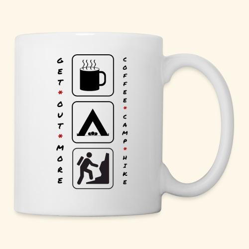 Coffee Camp Hike - Coffee/Tea Mug