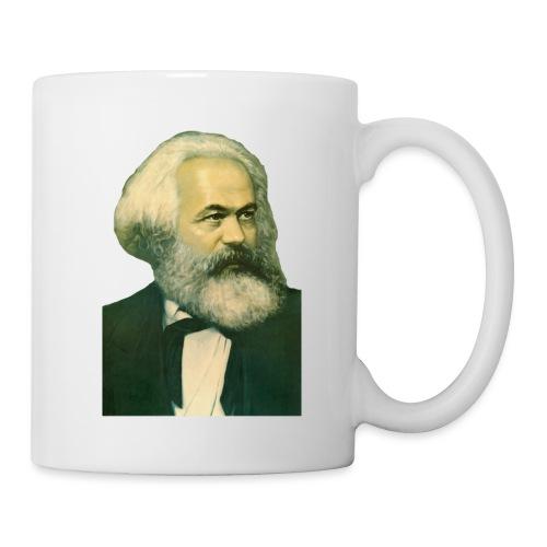 Karl Marx Portrait - Coffee/Tea Mug