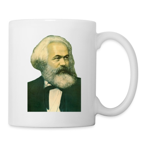 Karl Marx Portrait - Coffee/Tea Mug