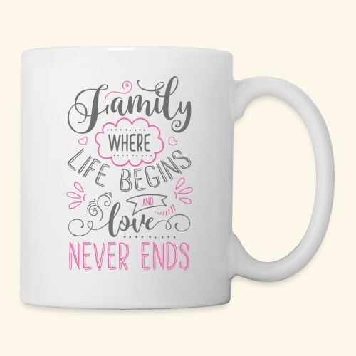 FAMILY` - Coffee/Tea Mug