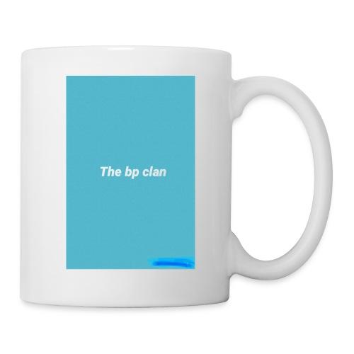 bp blue - Coffee/Tea Mug