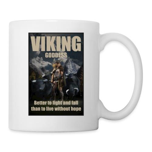 Viking Goddess - Viking warrior - Coffee/Tea Mug