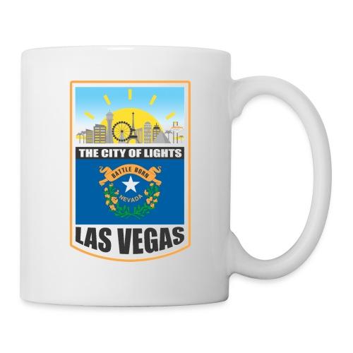 Las Vegas - Nevada - The city of light! - Coffee/Tea Mug