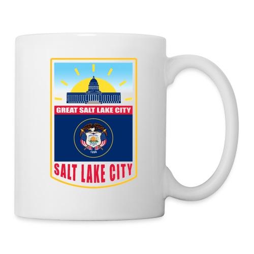 Utah - Salt Lake City - Coffee/Tea Mug
