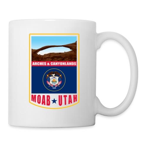 Utah - Moab, Arches & Canyonlands - Coffee/Tea Mug