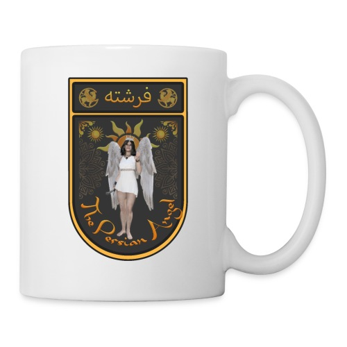 Persian Angel Anahita - Farsi Angel - Coffee/Tea Mug