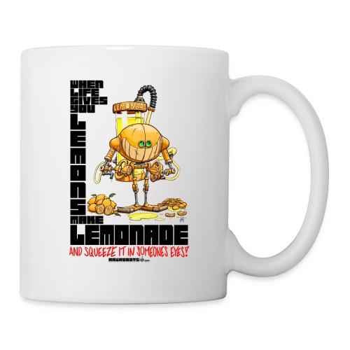Lemonade Robot!🍋 - Coffee/Tea Mug