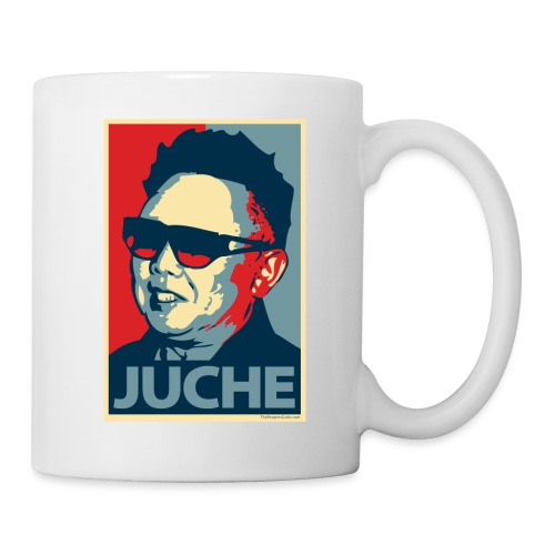 Kim Jon Il Juche - Coffee/Tea Mug