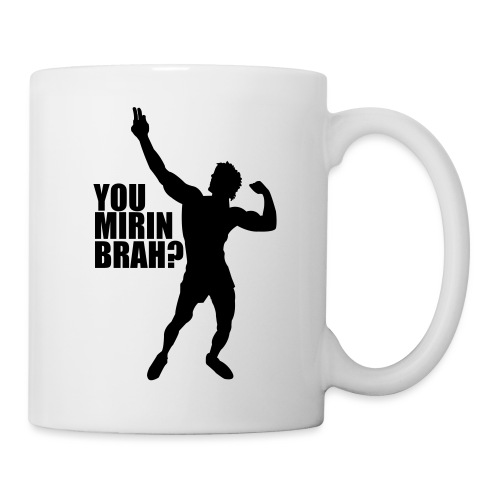Zyzz Silhouette You mirin brah? - Coffee/Tea Mug