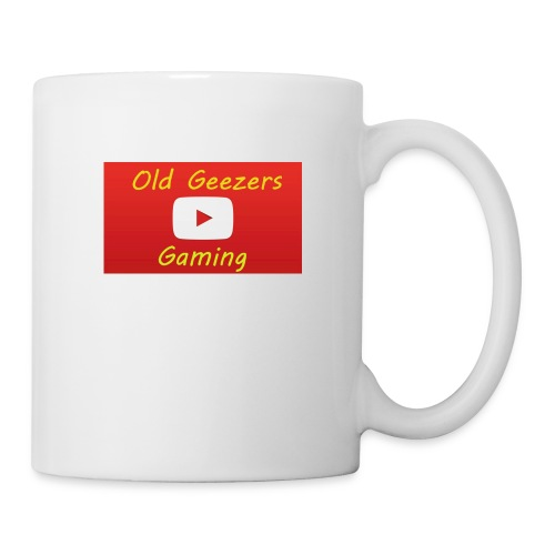 Old Geezers Gaming - Coffee/Tea Mug