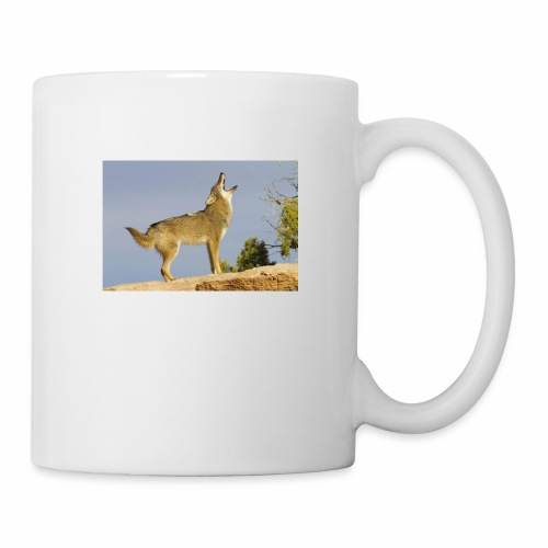 coyote - Coffee/Tea Mug