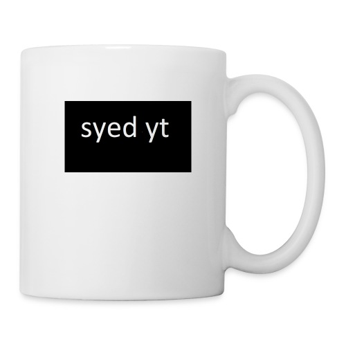 syed yt merch - Coffee/Tea Mug