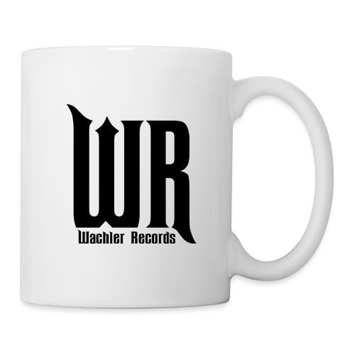 Wachler Records Dark Logo - Coffee/Tea Mug