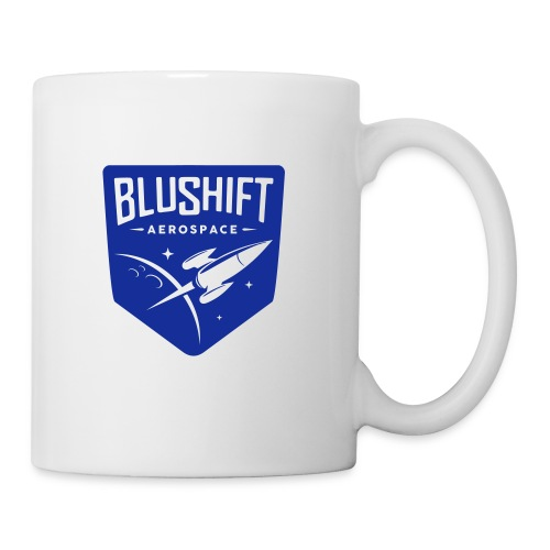 BluShift Logo - Coffee/Tea Mug