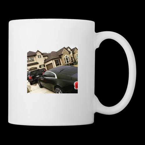LargeLife.inc Motivational Shirt. - Coffee/Tea Mug