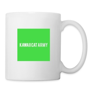 Kawaii Cat Army - Coffee/Tea Mug