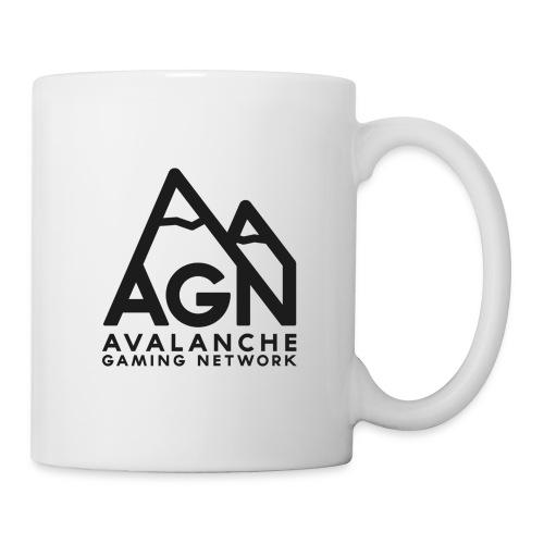 AGN Black Logo Hoodie - Coffee/Tea Mug