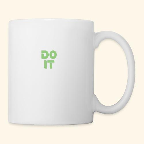 DON'T QUIT #8 - Coffee/Tea Mug
