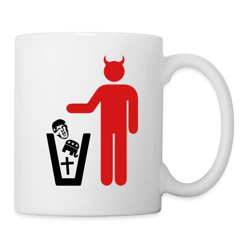 American Satanist - Coffee/Tea Mug