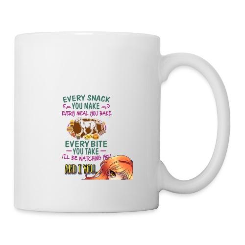 Watching you - Coffee/Tea Mug