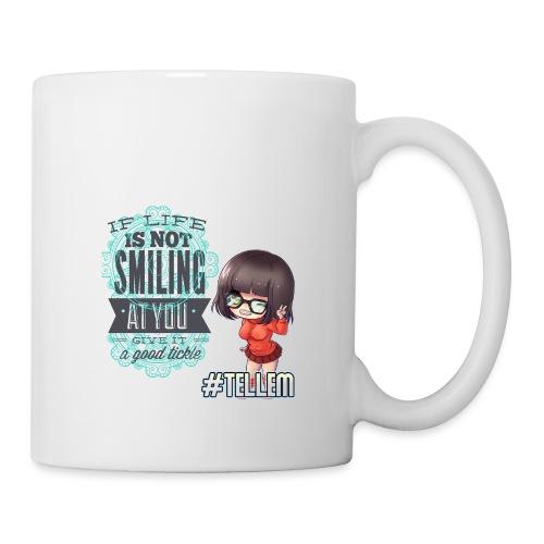 SMILING AT YOU - Coffee/Tea Mug