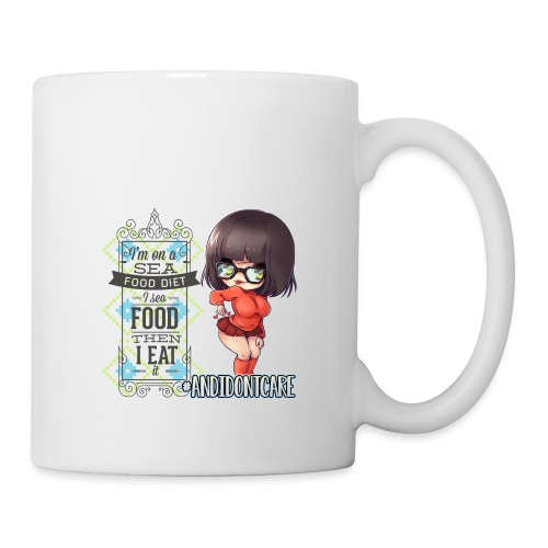 I DONT CARE - Coffee/Tea Mug