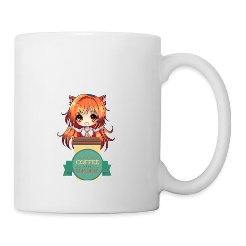 COFFEE OVER COMPLIMENTS - Coffee/Tea Mug