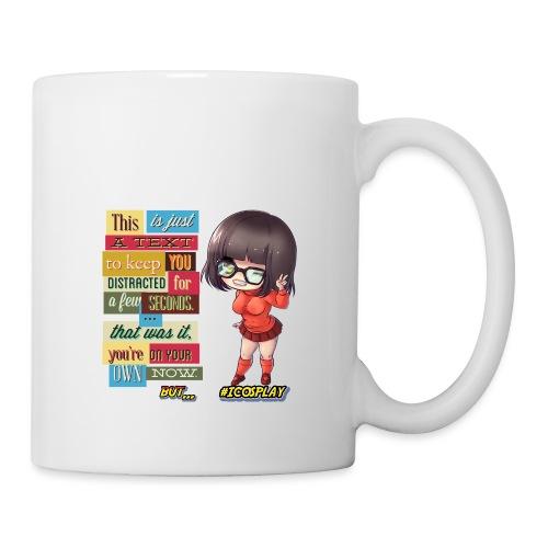 I COSPLAY - Coffee/Tea Mug