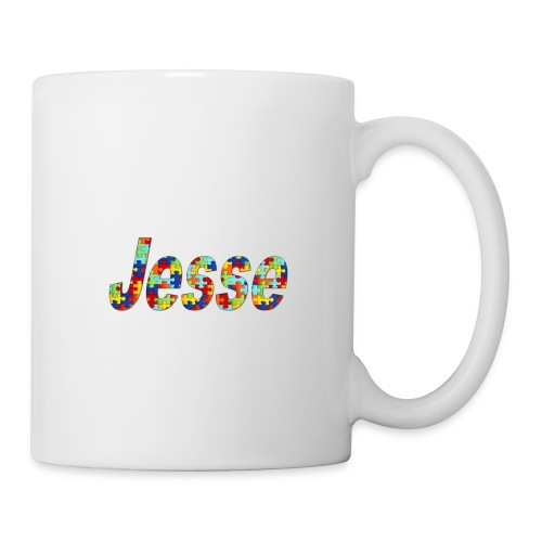 jesse no bg - Coffee/Tea Mug