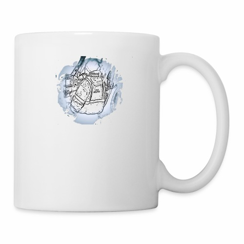 Garbage Truck Work - Coffee/Tea Mug
