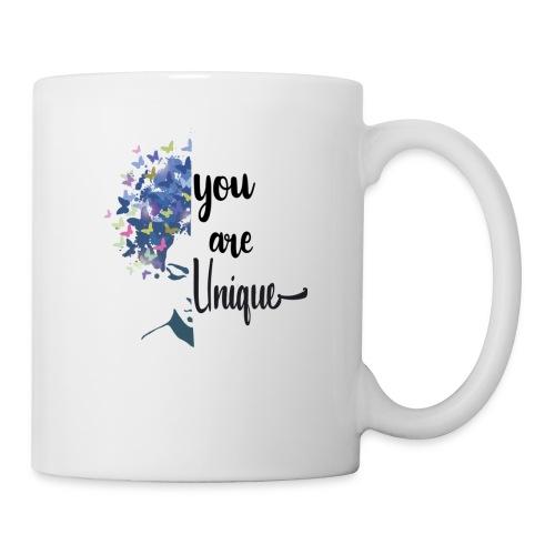 you are unique - Coffee/Tea Mug