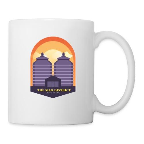 The Silos in Waco - Coffee/Tea Mug