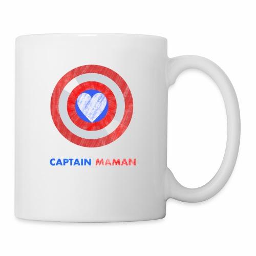 CAPTAIN MAMAN - Coffee/Tea Mug