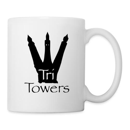 Official TriTowers Logo - Coffee/Tea Mug