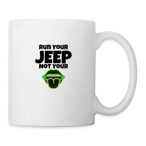 Run Lime - Coffee/Tea Mug